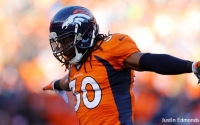 Broncos' Safety David Bruton Jr. Launches Charity to Help Kids Read